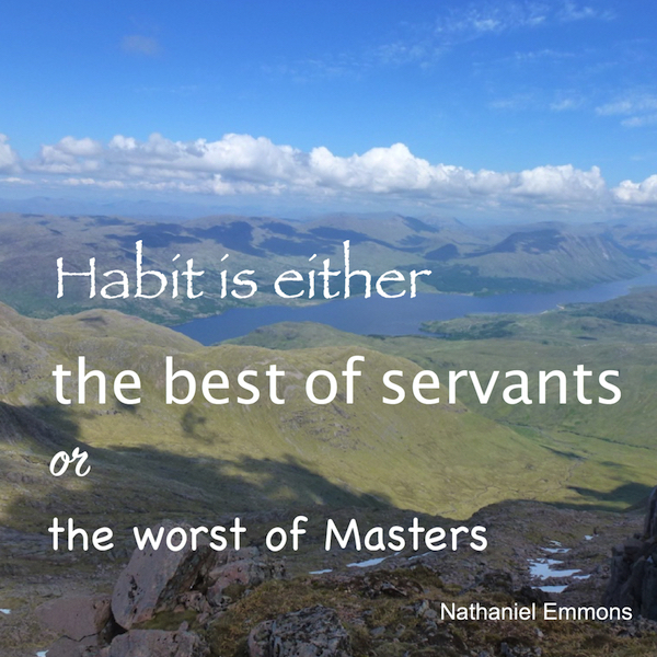 How Does Habit Serve You?