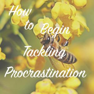 Tackling procrastination, latent lifestyle, blog, act anyway