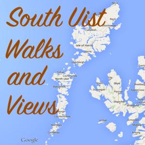 South Uist, Western Isle, Scotland, Walks, Views