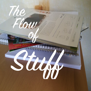 flow of stuff, latent lifestyle, act anyway