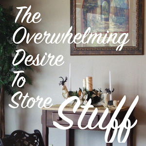Store stuff, latent lifestyle, blog, act anyway