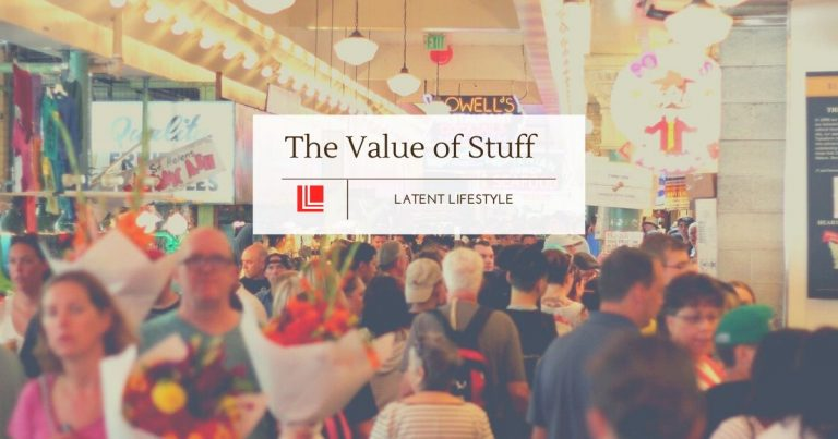 The Value of Stuff