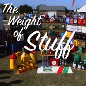 Weight of Stuff, Latent Lifestyle, Act anyway, Stuff