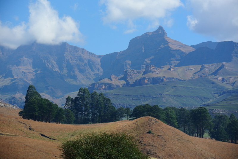 Underberg, south Africa, latent lifestyle