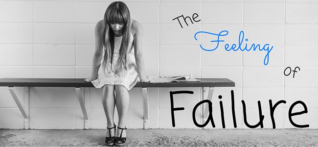 No such thing as Failure! Really!