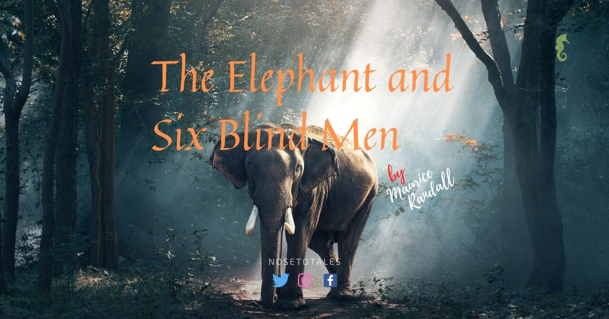 The Elephant and Six Blind Men, Maurice Randall